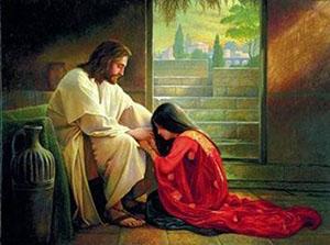 Jesus&woman344