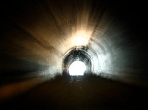 light-tunnel